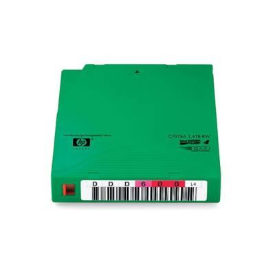 HP Adatkazetta Ultrium LTO4 1,6TB RW Custom Label Data Cartridge 20 Pack