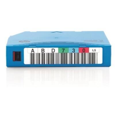 HP Adatkazetta Ultrium LTO5 3,0 TB RW Custom Label Data Cartridge 20 Pack