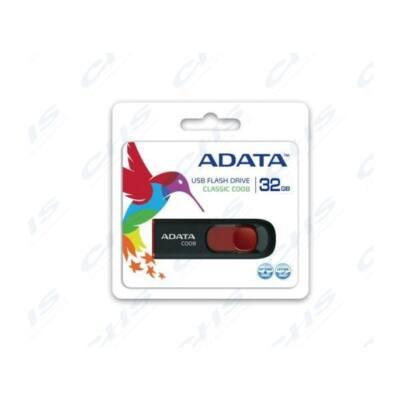 ADATA Pendrive 32GB, C008, Fekete