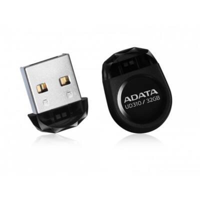 ADATA Pendrive 32GB, UD310, Fekete