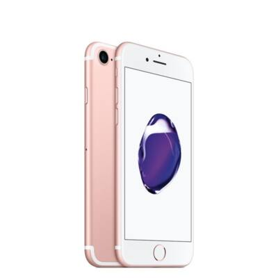 APPLE iPhone 7 32GB  okostelefon Rose Gold