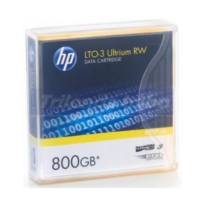 HP Adatkazetta Ultrium LTO3 800GB RW