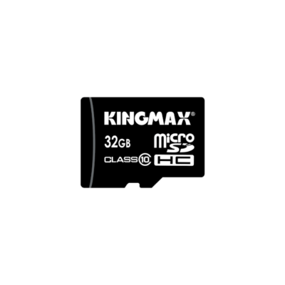 KINGMAX Memóriakártya MicroSDHC 3.0 32GB Class 10 + adapter