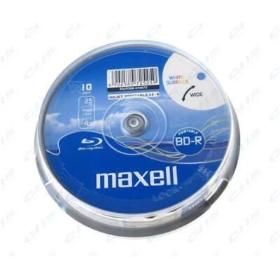 MAXELL Blu-Ray lemez BD-R 25GB 25db/Henger 4x Nyomtatható