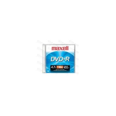 MAXELL DVD lemez -R 4.7GB 16x Normál tok