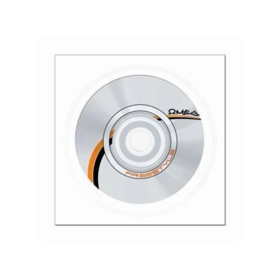 OMEGA-FREESTYLE CD lemez CD-R80 52x Papír tok
