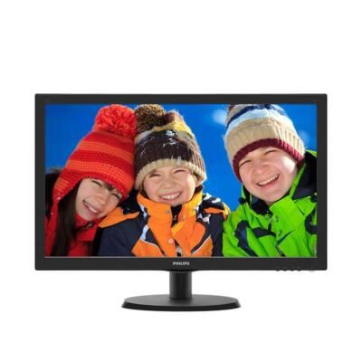 "Philips monitor 21.5"" - 223V5LHSB2/00 1920x1080, 16:9, 200 cd/m˛, 5ms, VGA, HDMI"