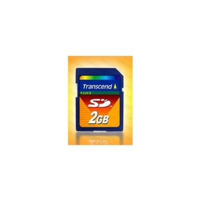 Transcend Memóriakártya SD 2GB